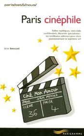 Paris Cinephile 2006 - Intérieur - Format classique