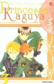 Princesse kaguya t.3 - Couverture - Format classique