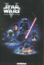 Star Wars - épisode V ; l'Empire contre-attaque - Couverture - Format classique