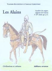 Les Alains - Intérieur - Format classique