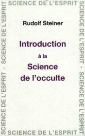 Intro. a science de l'occulte - Couverture - Format classique