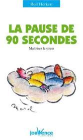 Pause de 90 secondes (la) n.11 - Couverture - Format classique