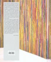 Carmen perrin - contextes - 4ème de couverture - Format classique
