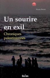 Palestine : Souvenirs D'Exil - Couverture - Format classique