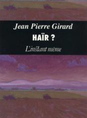 Hair ? - Couverture - Format classique