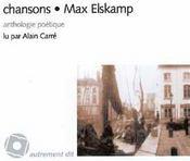 Chansons - Couverture - Format classique