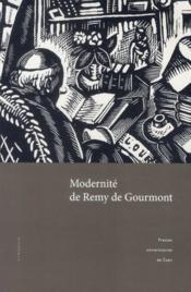 Moderniteéde Remy de Gourmont - Couverture - Format classique