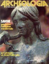 Archeologia n°103, février 1977 - Couverture - Format classique