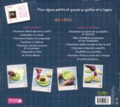 Chaussons - 4ème de couverture - Format classique