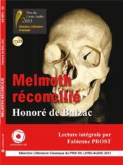 Melmoth réconcilié - Couverture - Format classique