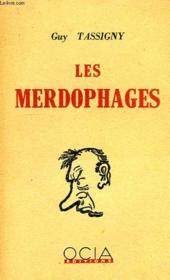 Les Merdophages - Couverture - Format classique