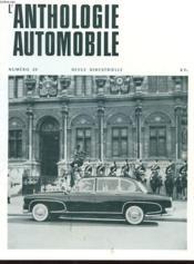 L'Anthologie De L'Automobile N°29 - Couverture - Format classique
