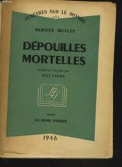 Depouilles Mortelles - Couverture - Format classique