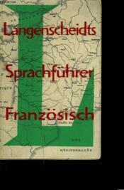 Langenscheidts Sprachführer Französisch - Couverture - Format classique