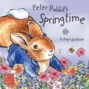 Peter rabbit seedlings: peter rabbit's springtime - Couverture - Format classique