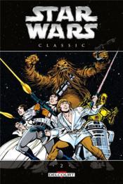 Star Wars - classic T.2 - Couverture - Format classique
