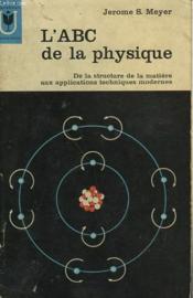 L'Abc De La Physique - Couverture - Format classique