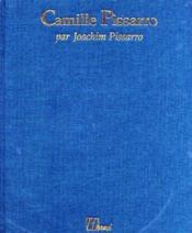 Camille Pissaro - Couverture - Format classique