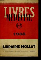 Livres De Medecine - Couverture - Format classique