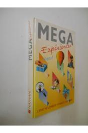 Mega Experience - Couverture - Format classique