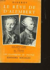 Tome Ii Le Reve De D'Alembert - Couverture - Format classique