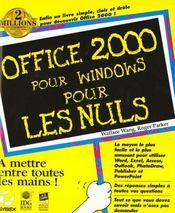 Office 200 Pour Les Nuls - Intérieur - Format classique