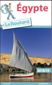 Guide du Routard ; Egypte (édition 2018) - Couverture - Format classique