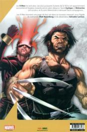 X-Men N.1 - 4ème de couverture - Format classique