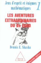Jeux d'esprit et enigmes mathematiques 1 (nouvelle edition) - Couverture - Format classique