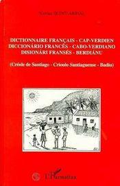 Dictionnaire français-cap verdien, créole de santiago - Intérieur - Format classique