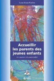 Accueillir les parents des jeunes enfants - Intérieur - Format classique