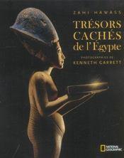 Tresors caches de l'egypte - Intérieur - Format classique