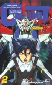 Mobile suit Gundam Wing - G-unit T.2 - Couverture - Format classique