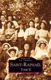 Saint-Raphaël t.2 - Couverture - Format classique