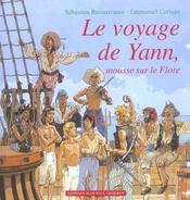 Le voyage de yann, mousse sur le flore - Intérieur - Format classique