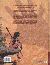 Homo sapiens t.1 ; il va changer la face du monde - 4ème de couverture - Format classique