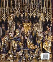 L'Art Gothique - 4ème de couverture - Format classique