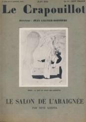 Le crapouillot / juin 1930 - Couverture - Format classique