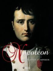 Napoléon ; de Bonaparte à l'Empereur - Couverture - Format classique