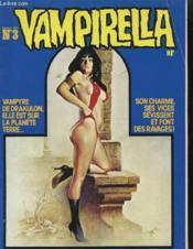 Vampirella N°3 - Son Charmes Ses Vice Sevessent Et Font Des Ravages - Couverture - Format classique
