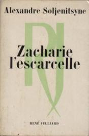 Zacharie l'escarcelle - Couverture - Format classique
