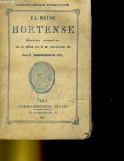 La Reine Hortense - Couverture - Format classique