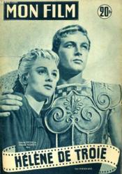 Mon Film N° 492 - Helene De Troie - Couverture - Format classique