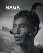 Naga - Couverture - Format classique