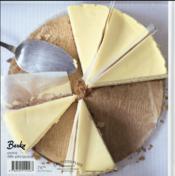 Cheesecakes de chez Berko - 4ème de couverture - Format classique