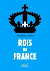 Rois de France (3e édition) - Couverture - Format classique