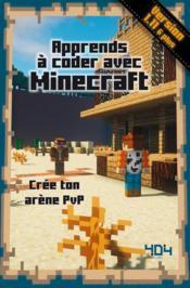 Apprends à coder avec Minecraft - Couverture - Format classique