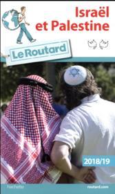GUIDE DU ROUTARD ; Israël et Palestine (édition 2018/2019) - Couverture - Format classique