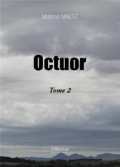 Octuor t.2 - Couverture - Format classique