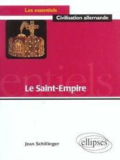 Le Saint-Empire - Intérieur - Format classique
